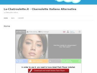 chatroulette omega video molto porno gratis